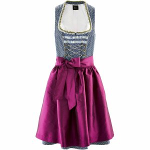 bpc Dirndl multicolored cotton