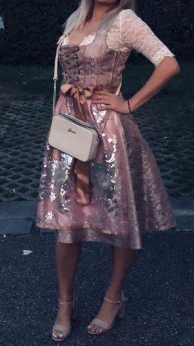Tramontana Sukienka z gorsetem Wielokolorowy