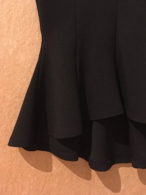 active Backless Top black polyester