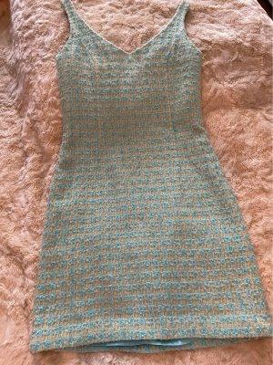 Escada Cocktail Dress turquoise-primrose