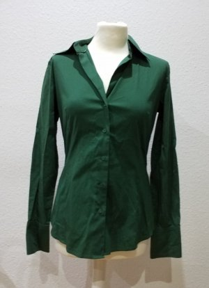 Wunderschönes Esprit Collection Hemd in Größe 38 in dunkelgrün