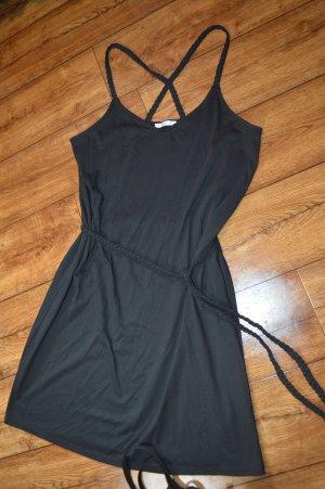 Wunderschönes Esprit Shirtkleidchen schwarz Gr. 42