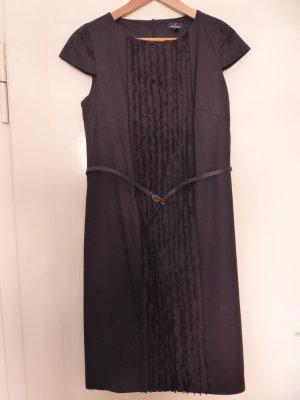 Daniel Hechter Sheath Dress black viscose