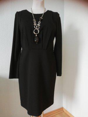 Wunderschönes FADENMEISTER Berlin Etui Kleid schwarz Gr 42