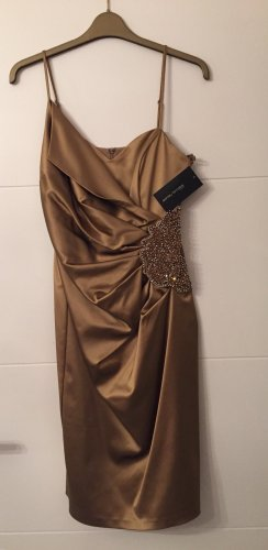 Ashley Brooke Evening Dress gold-colored