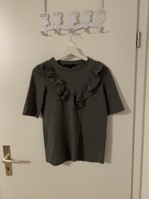 Wunderschönes graues Shirt business