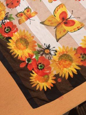 Mantilla multicolor
