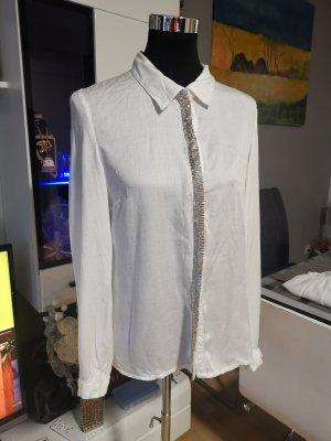 Wunderschönes Hemd mit Pailletten von Pulz