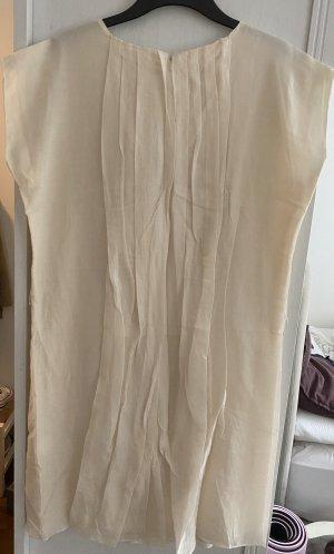Wunderschönes Kleid 100% Seide und Wolle