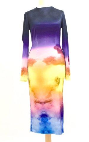 Asos Pencil Dress multicolored