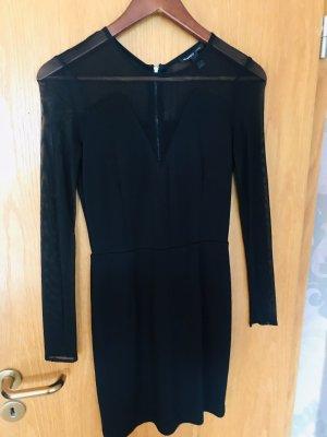 Wunderschönes Kleid Gr.XS von Mango transparent an Arm & Dekolleté