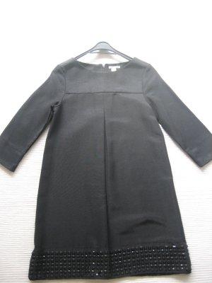 Wunderschönes Kleid H&M mit steinen neu gr. 34 xs retro glamour