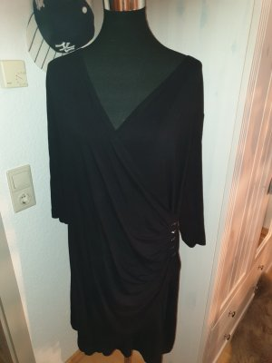 Anna Field Robe mi-longue noir
