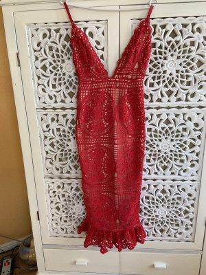 Wunderschönes Kleid in rot