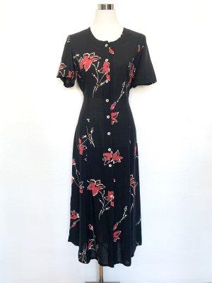 Wunderschönes Kleid mit Blumen