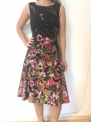 Yessica A Line Dress multicolored