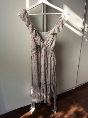 Orsay Szyfonowa sukienka Wielokolorowy