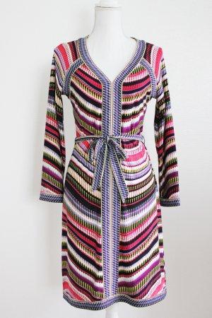Wunderschönes Kleid von BCBG MAX AZRIA, bunt, Gr. S