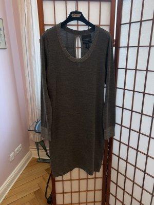 Cynthia Rowley Knitted Dress grey wool