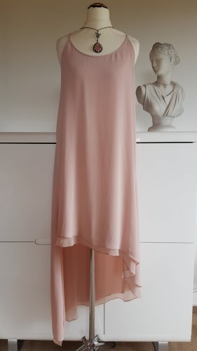 BCBG Maxazria Sukienka midi stary róż