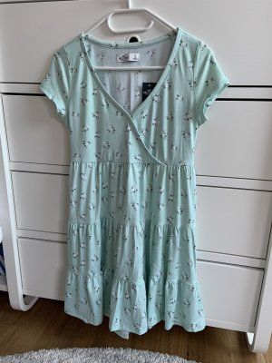 Wunderschönes Kleid von Hollister - mintgrün - Gr. 34/36