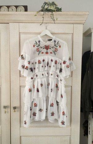 Wunderschönes Kleid von Zara, Romantik Look