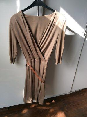 Orsay Robe en jersey beige