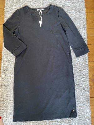 Garcia Robe mi-longue noir