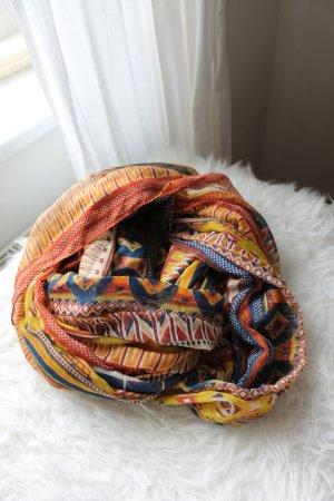 C&A Écharpe tube multicolore