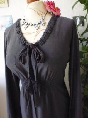 Lanius Robe tunique multicolore soie