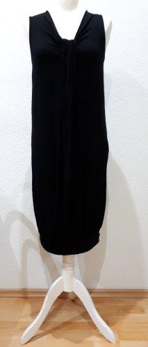 Wunderschönes Luxus Blogger Benetton Kleid schwarz, 36/S