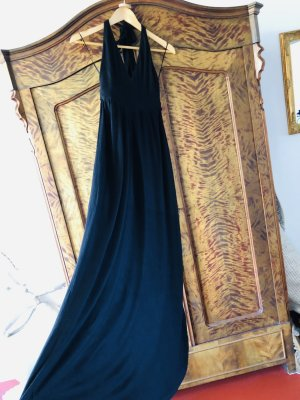 Wunderschönes Maxi Neckholder Kleid - Bauwolle