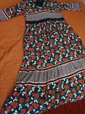 1.2.3 Paris Vestido largo multicolor Viscosa