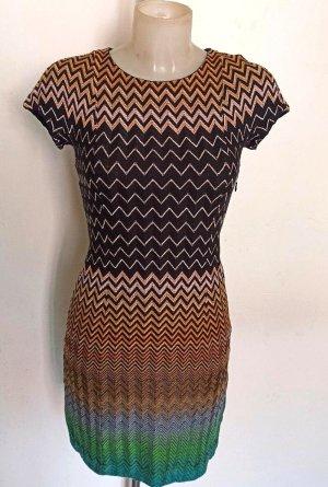 Missoni Vestido de Verano multicolor tejido mezclado