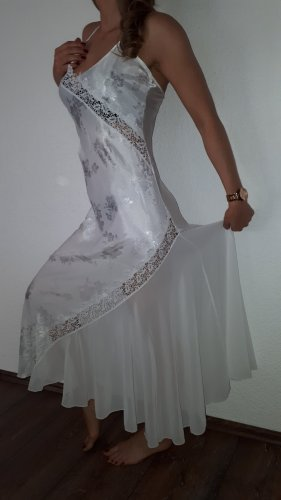 Lazetti Vestido para casa blanco-blanco puro