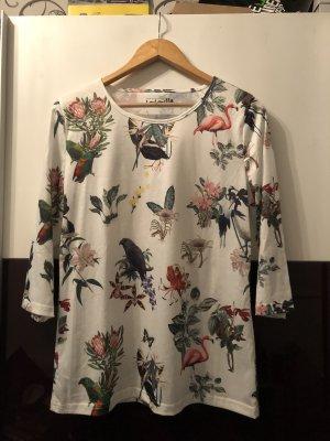 Barbarella Shirt met print veelkleurig Polyester