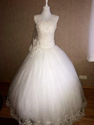 Wunderschönes Prinzessinen Hochzeitskleid