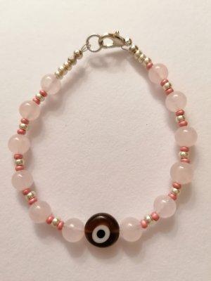 Hand made Bransoletki z perłami Wielokolorowy