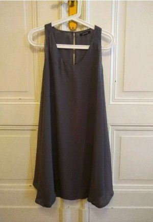 Wunderschönes Samsoe Samsoe Kleid, Gr. XS, schlammfarben , doppellagig und blickdicht A Linie