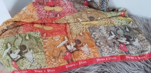 Plomo o plata Sciarpa di seta multicolore Tessuto misto