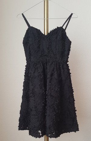 Wunderschönes Schwarze Kleid Gr.34
