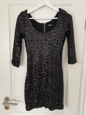 Dotti Sequin Dress black