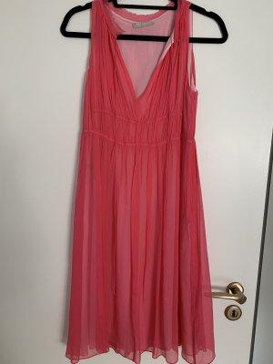 Stefanel Empire Dress pink