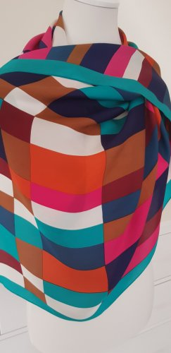 Silk Cloth multicolored silk
