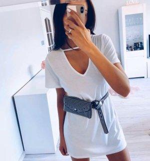 Shirt Dress white