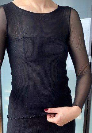 Wunderschönes Shirt von Fraly, S, schwarz, neu