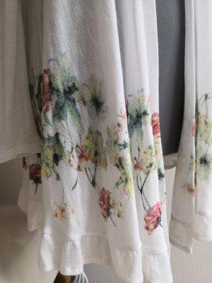 Wunderschönes Sommer Jäckchen mit Blumendruck