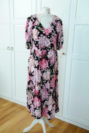 wunderschönes Sommerkleid Gr. XS mit Blumen