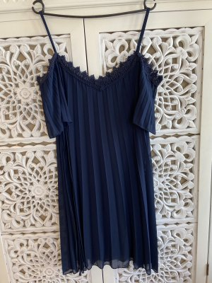0039 Italy Robe d'été bleu foncé