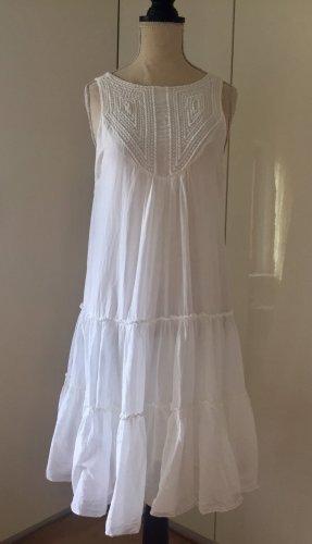 Wunderschönes Sommerkleid. Weiß. Gr. S. Top Zustand.